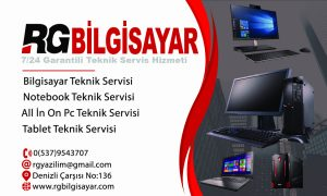 RG Bilgisayar Servisi